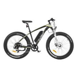 Hecht fatboyblack elektromos kerékpár fekete