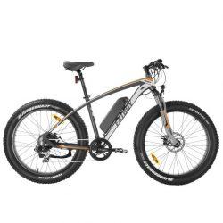 Hecht fatboysilver elektromos kerékpár ezüst