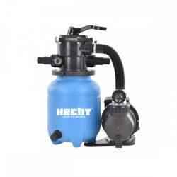 """Hecht 302111 homokszűrős vízforgató 10"""" előszűrővel"""