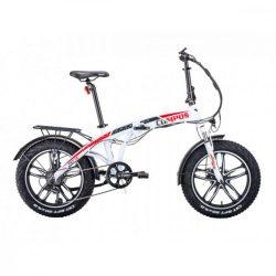 Hecht Compos CL elektromos kerékpár, összecsukható, fehér
