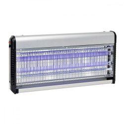 Elektromos beltéri rovarcsapda, 2x18W, fém