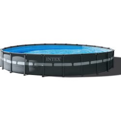 Intex Ultra XTR kör medenceszett homokszűrővel, 610x122 cm