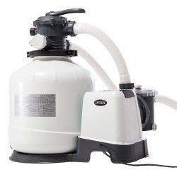 Krystal Clear homokszűrős vízforgató,10500 liter/h