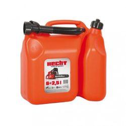 Hecht kombinált üzemanyag kanna
