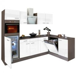 Yorki 280 beépíthető sarok konyhablokk