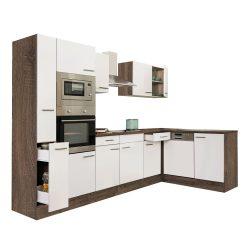 Yorki 310 beépíthető sarok konyhablokk