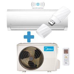 Midea Blanc MA-09N8D0-SP-WIFI oldalfali split klíma (R32, 2,6 kW)