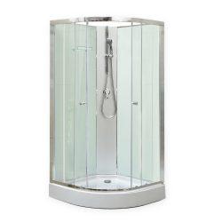 Marco White II zuhanykabin zuhanytálcával