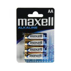 Maxell LR6 AAA elem, alkáli, 1,5V