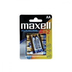 Maxell LR6 4+2 AAA elem, alkáli, 1,5V