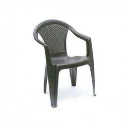 KORA karfás szék barna