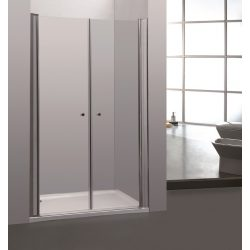 Comfort zuhanyajtó két nyílóajtóval