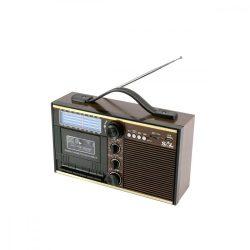 Retro kazettás rádió