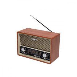Retro asztali rádió és multimédia lejátszó