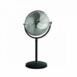 Álló fém ventilátor, 45 cm, 100 W