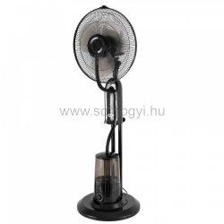 Párásító ventilátor, fekete, 75 W