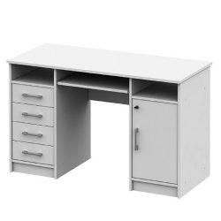 B9 NEW PC asztal, fehér