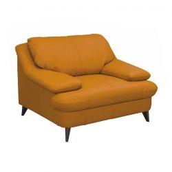 Bőr fotel LIBERA, megrendelésre