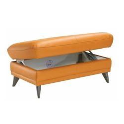 Bőr ülőke megrendelésre, bőr Pampas Amber M9030, LIBERA