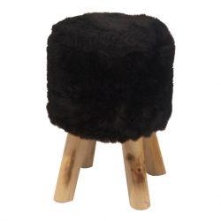 Puff, fekete szőrme-tűnyalábos fenyő, ALPIA