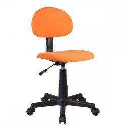 SALIM Irodai szék, fekete-narancssárga