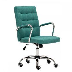 MORGEN Irodai szék, ciánzöld