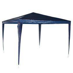 GOTAN Kerti pavilon, kék, 3x3 m