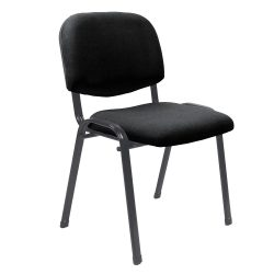 ISO 2 NEW Irodai szék, fekete