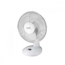 Asztali ventilátor, 23cm, fehér