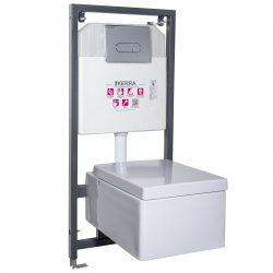 THOR16-SET falba építhető WC tartály szett