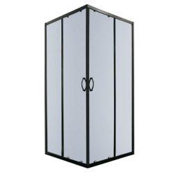 TIARASQUARE szögletes zuhanykabin zuhanytálca nélkül
