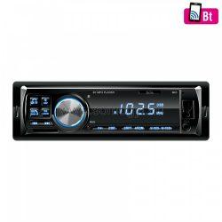 Fejegység; BT-FM-USB-SD-AUX, kék LED kijelző