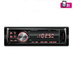 Fejegység; BT-FM-USB-SD-AUX, piros LED kijelző