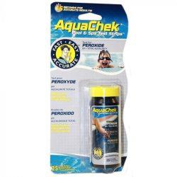 Aquachek peroxid 25 db tesztcsík pH H2O2 TA