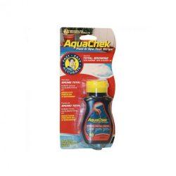 Aquachek Spa 50 db tesztcsík pH Br Ta Ca
