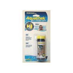 Aquachek sótartalom mérő tesztcsík 10 db