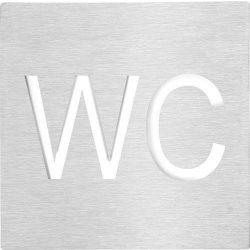 HOTEL PROGRAM WC feliratos tábla