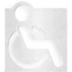 HOTEL PROGRAM Mozgássérült WC tábla