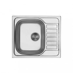 Soul egy medencés mosogató csepegtetővel