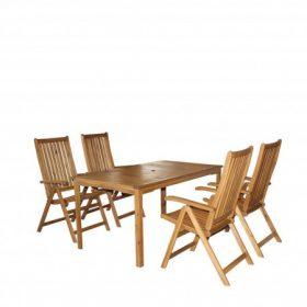 Fieldmann kerti bútor szett